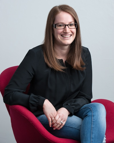 Megan Bromley, Head of Employee experiences